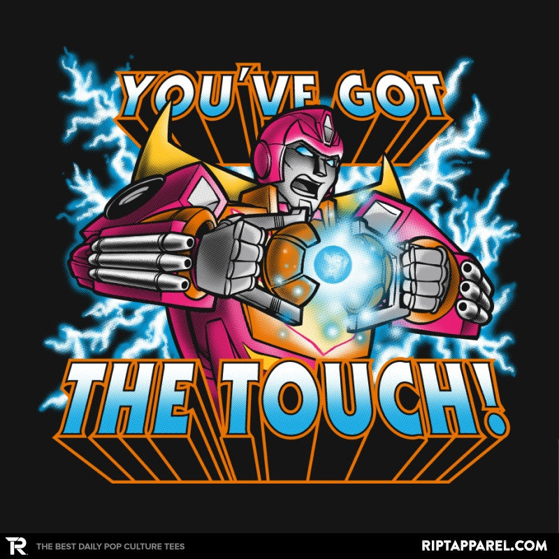 You've got the Touch! Exclusive - Collection Image - RIPT Apparel