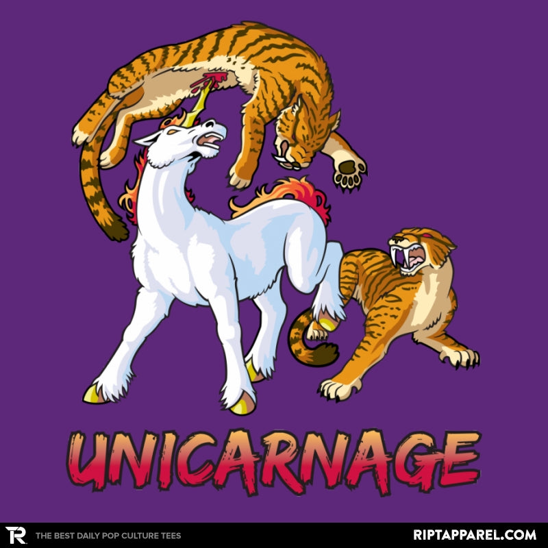 Unicarnage - Collection Image - RIPT Apparel