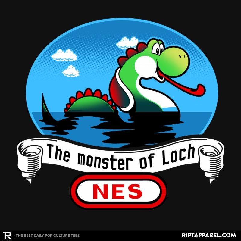 The Monster of Loch NES - Collection Image - RIPT Apparel