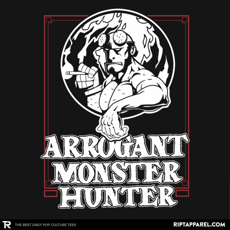 Arrogant Monster Hunter - Collection Image - RIPT Apparel