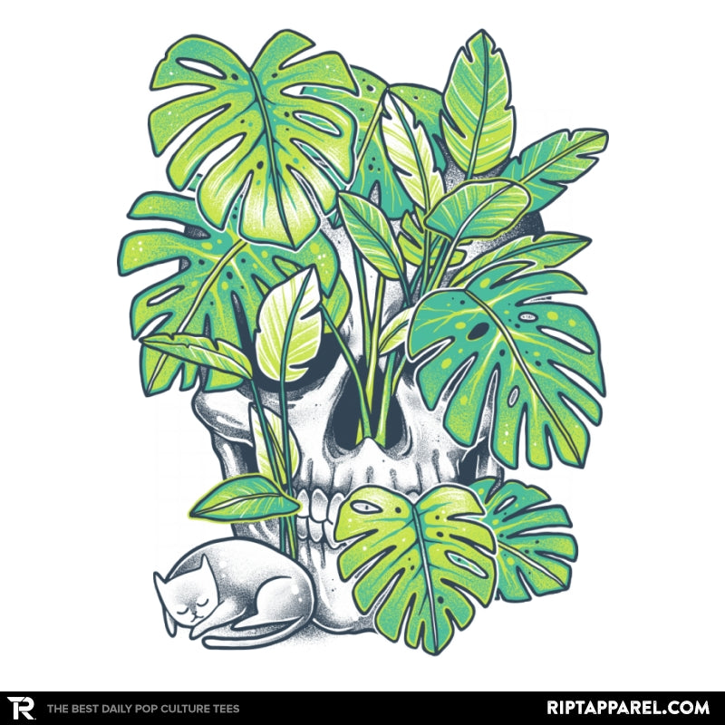 Plant Skull - Collection Image - RIPT Apparel
