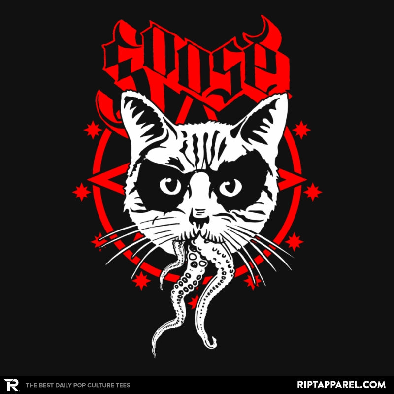 Black Metal Cat - RIPT Apparel