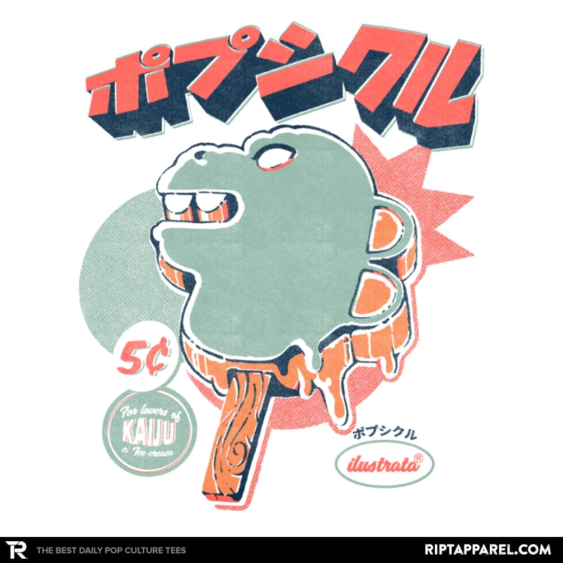 Kaiju Ice Pop - Collection Image - RIPT Apparel