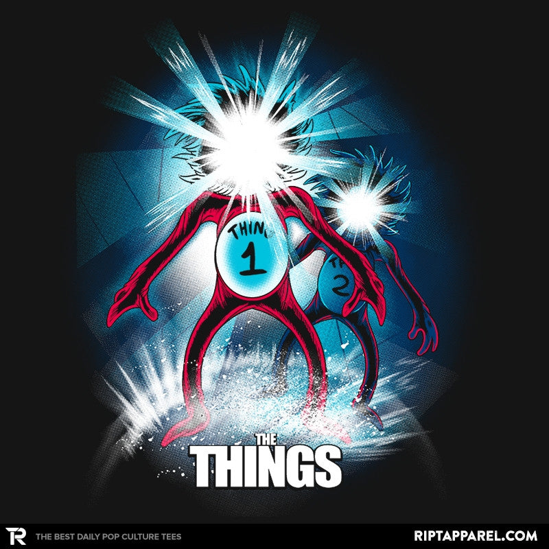 The Things - Collection Image - RIPT Apparel
