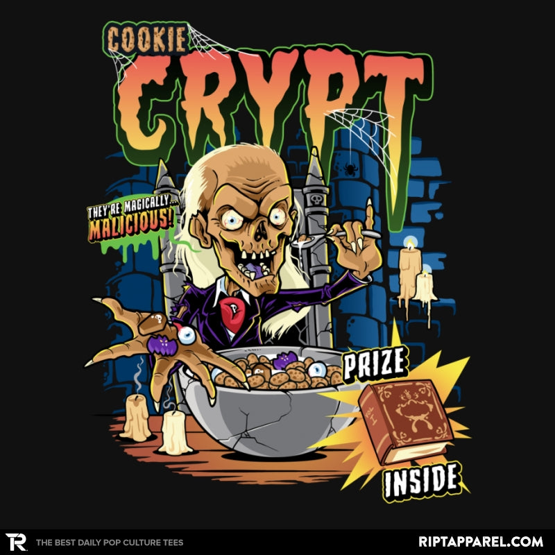 Cookie Crypt Cereal - Collection Image - RIPT Apparel