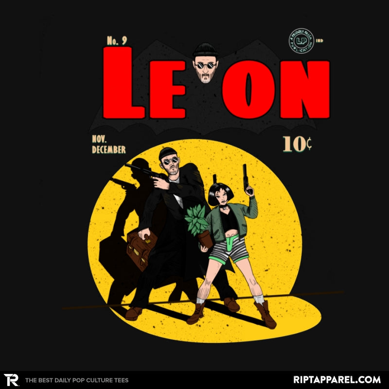 Leon nº9 - Collection Image - RIPT Apparel