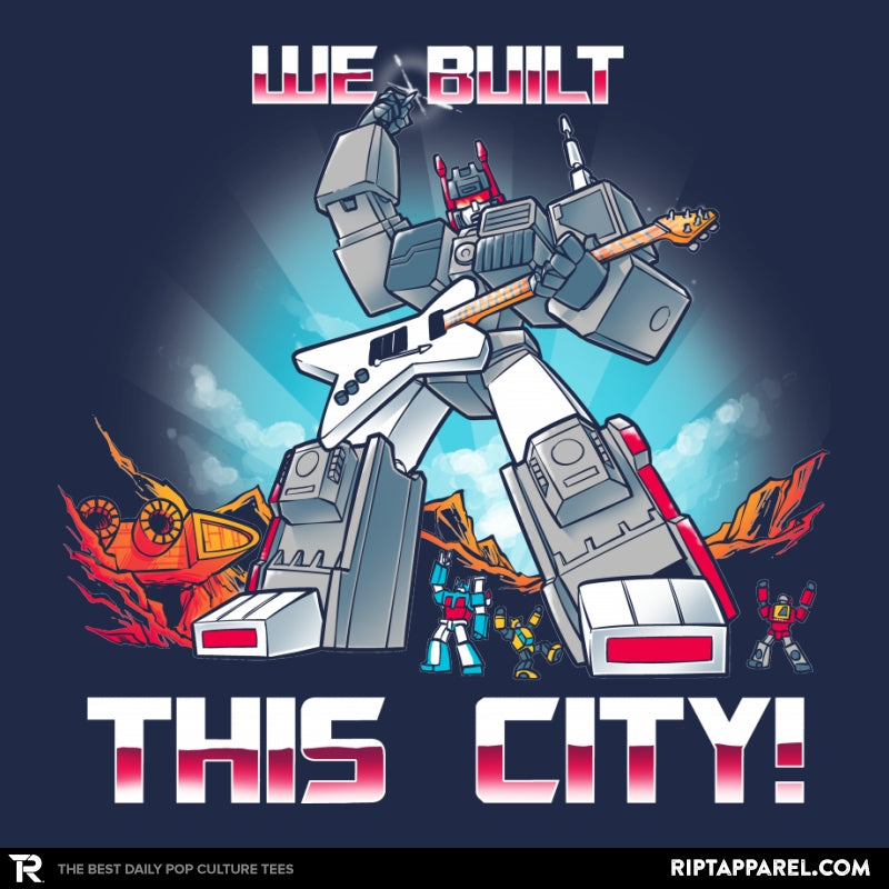We Built This City! - Collection Image - RIPT Apparel