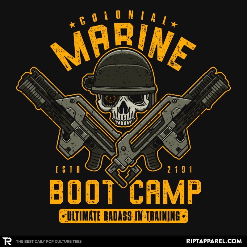 Colonial Marines Boot Camp - Collection Image - RIPT Apparel