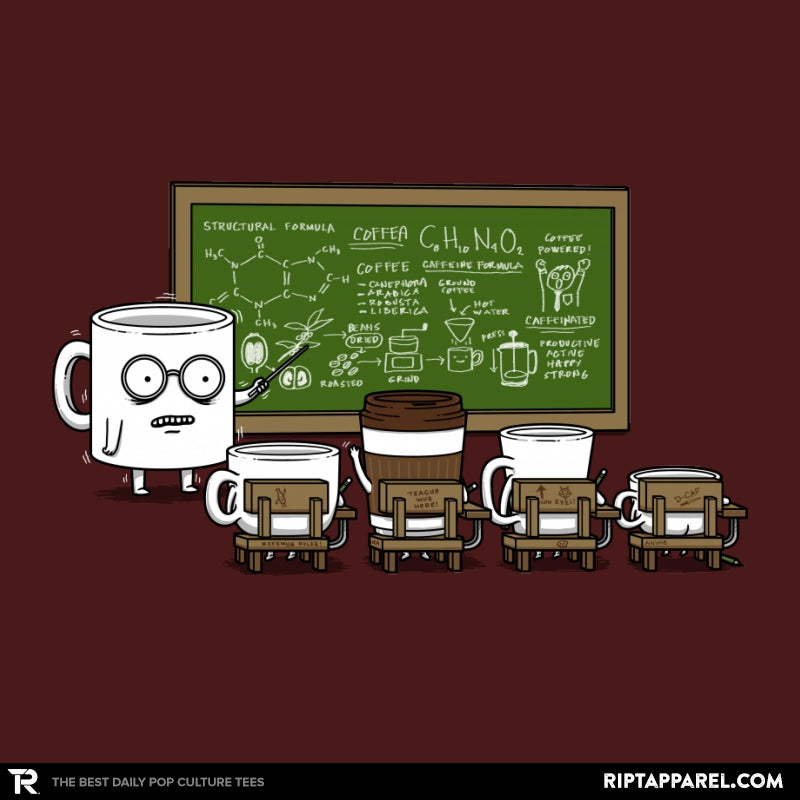 Coffee Lessons - Collection Image - RIPT Apparel