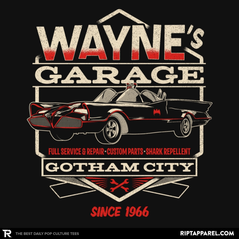 Wayne's Garage - Collection Image - RIPT Apparel