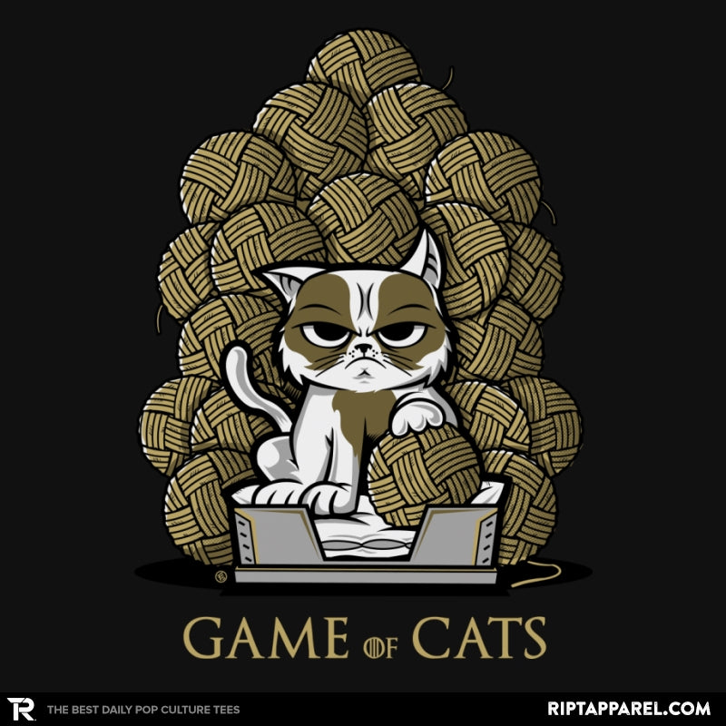 Game Of Cats - Collection Image - RIPT Apparel