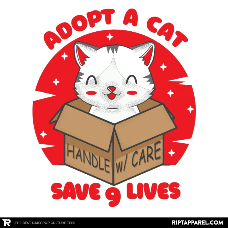 Adopt A Cat - Collection Image - RIPT Apparel