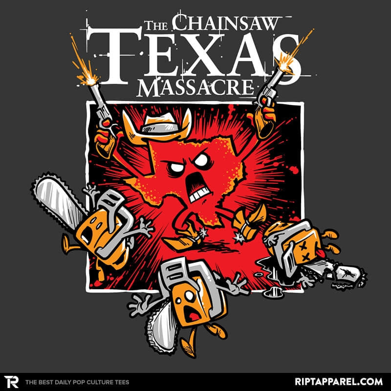 The Chainsaw Texas Massacre Exclusive - RIPT Apparel