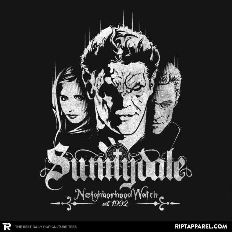 Sunnydale Watch - Collection Image - RIPT Apparel