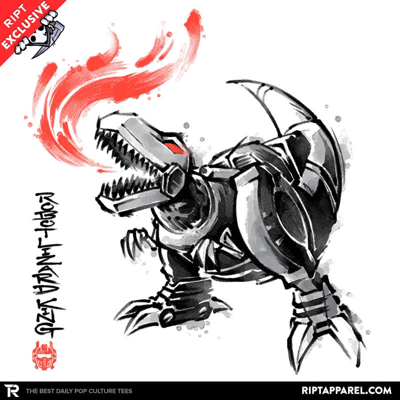 Robot Lizard King - Collection Image - RIPT Apparel