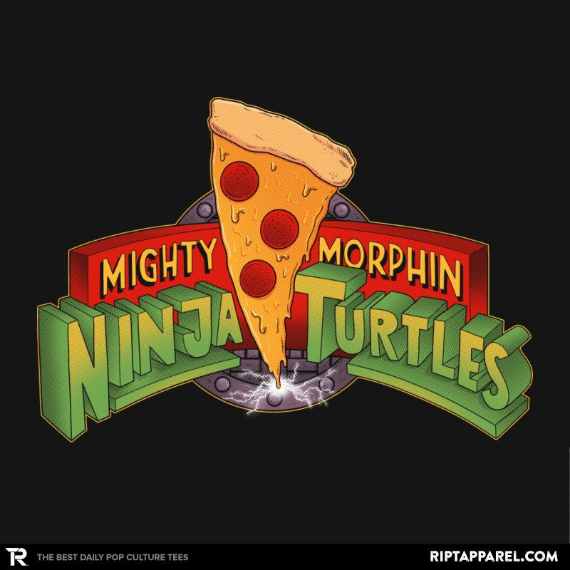 Mighty Morphin Ninja Turtles Exclusive - Collection Image - RIPT Apparel