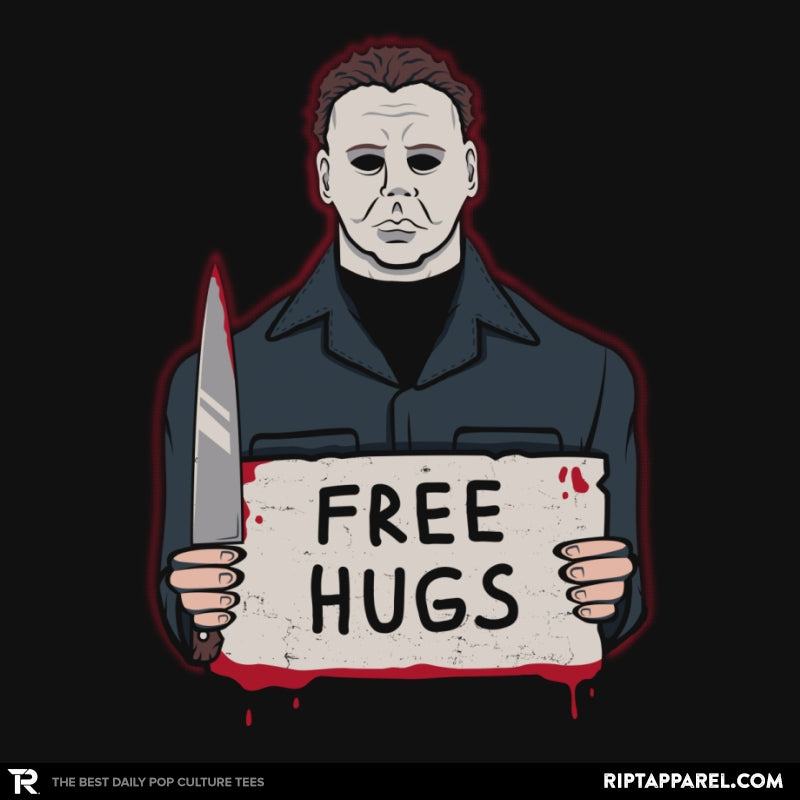 Free Hugs Yay - RIPT Apparel