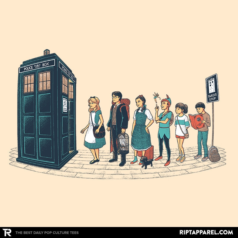 The Doctor's Express - Collection Image - RIPT Apparel