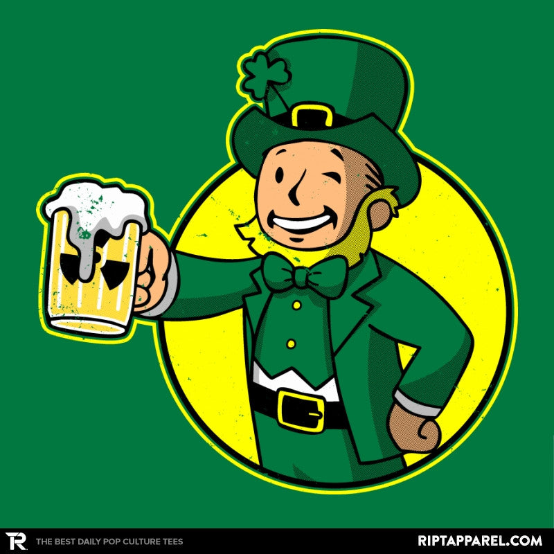 Vault Leprechaun Exclusive - Collection Image - RIPT Apparel