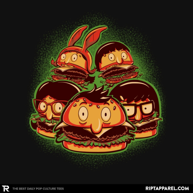 Burger Family - RIPT Apparel