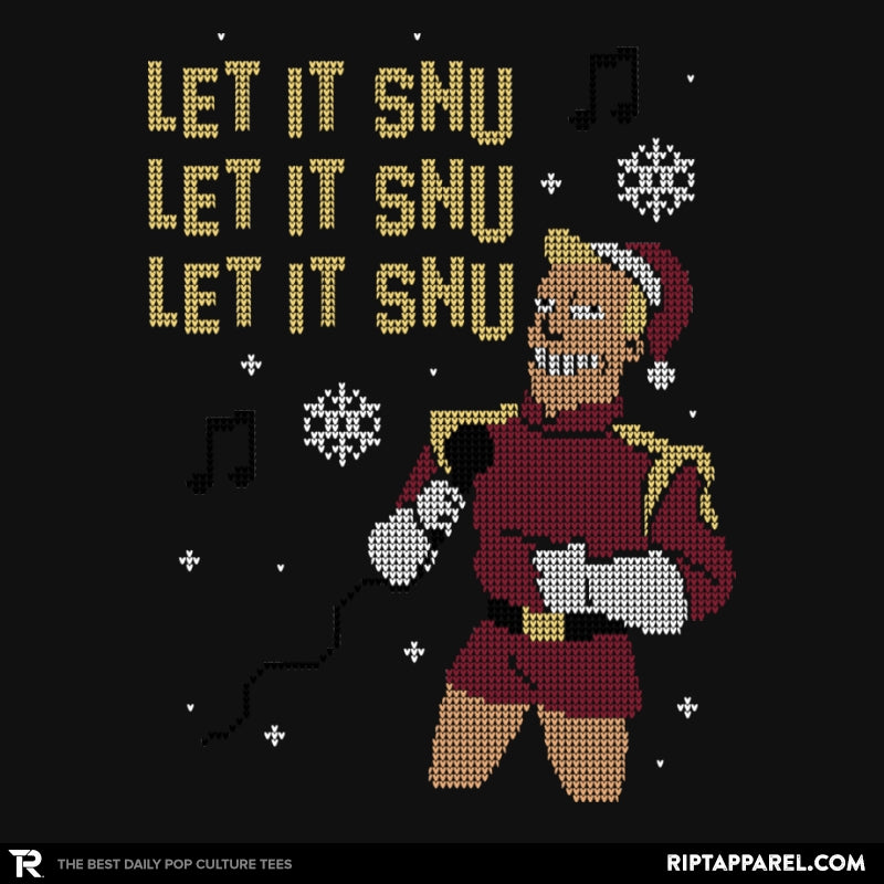 Let It Snu! - Ugly Holiday - RIPT Apparel