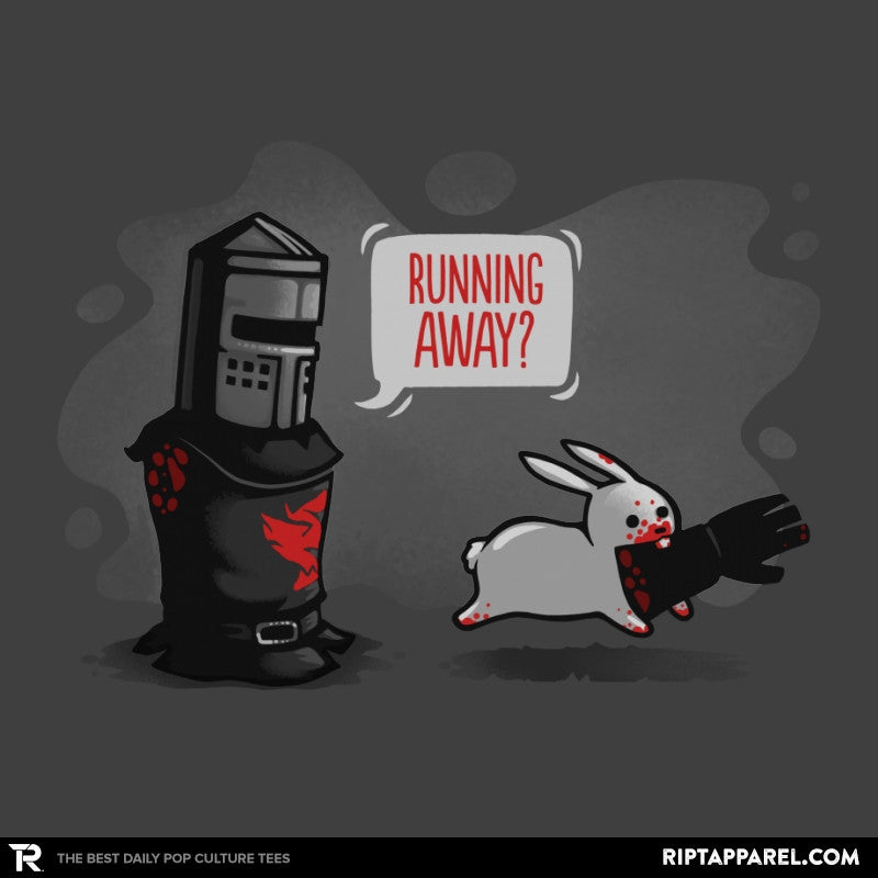 Running Away - Gamer Paradise - Collection Image - RIPT Apparel