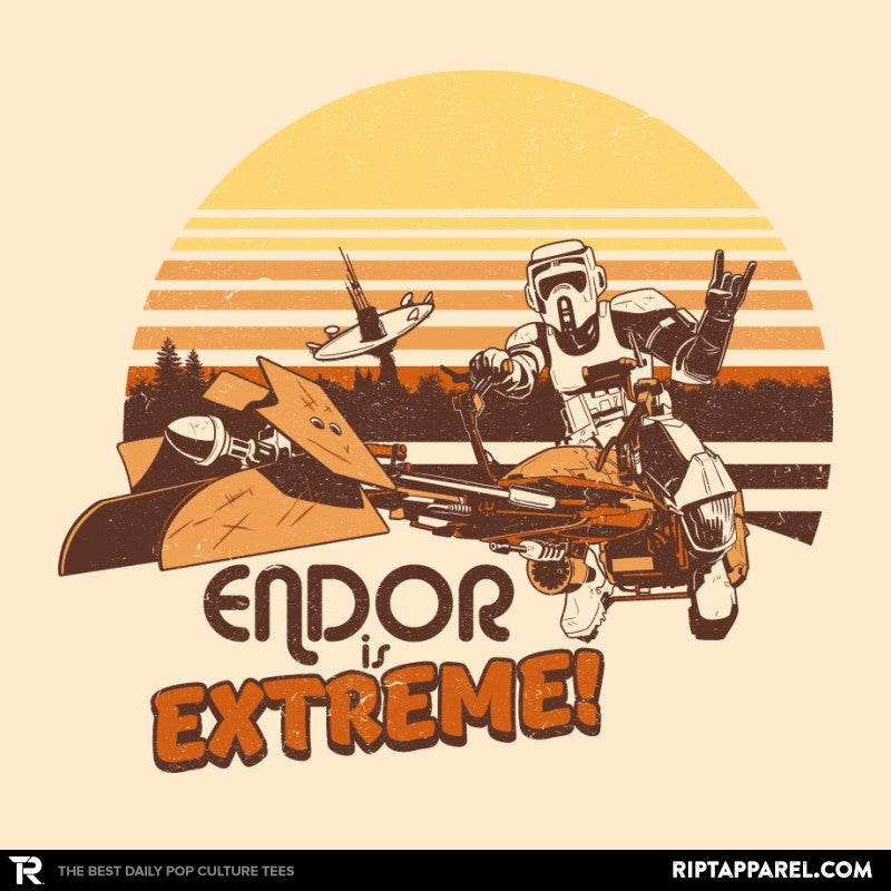 Endor is Extreme Exclusive - Collection Image - RIPT Apparel