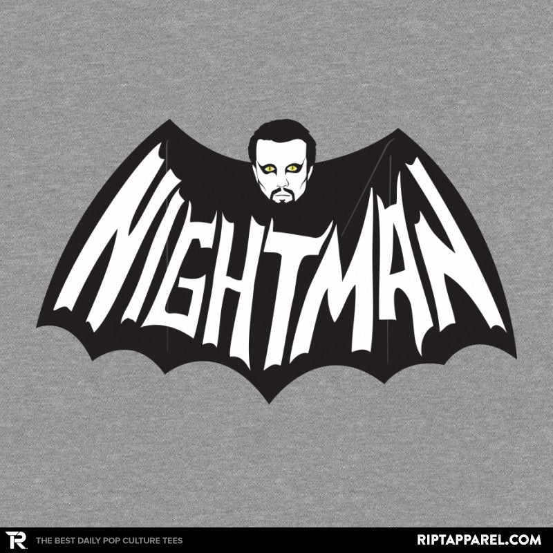 Nightman Reprint - Collection Image - RIPT Apparel