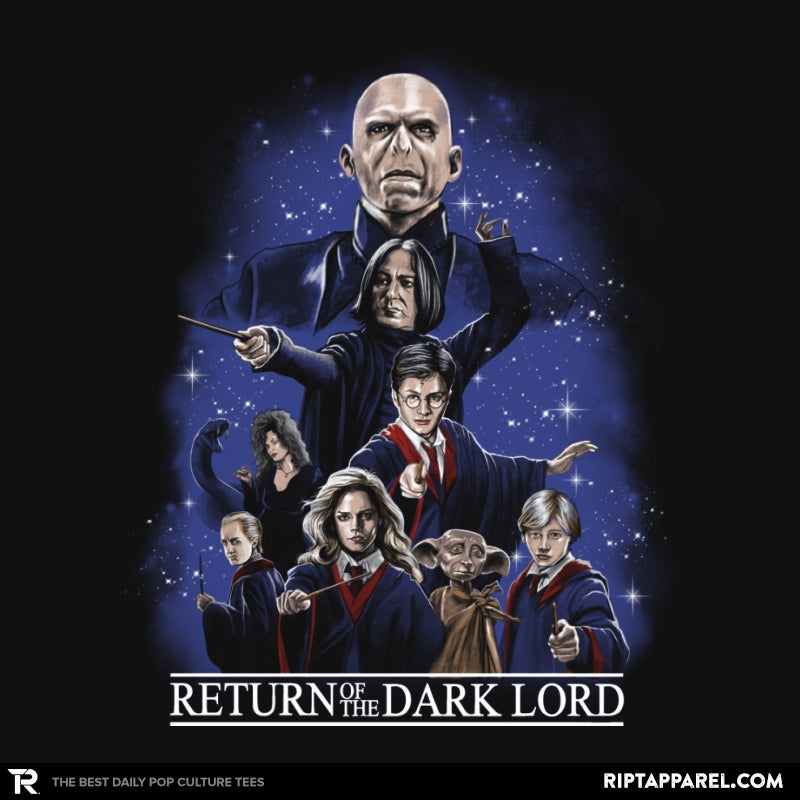 Return of the Dark Lord - Collection Image - RIPT Apparel