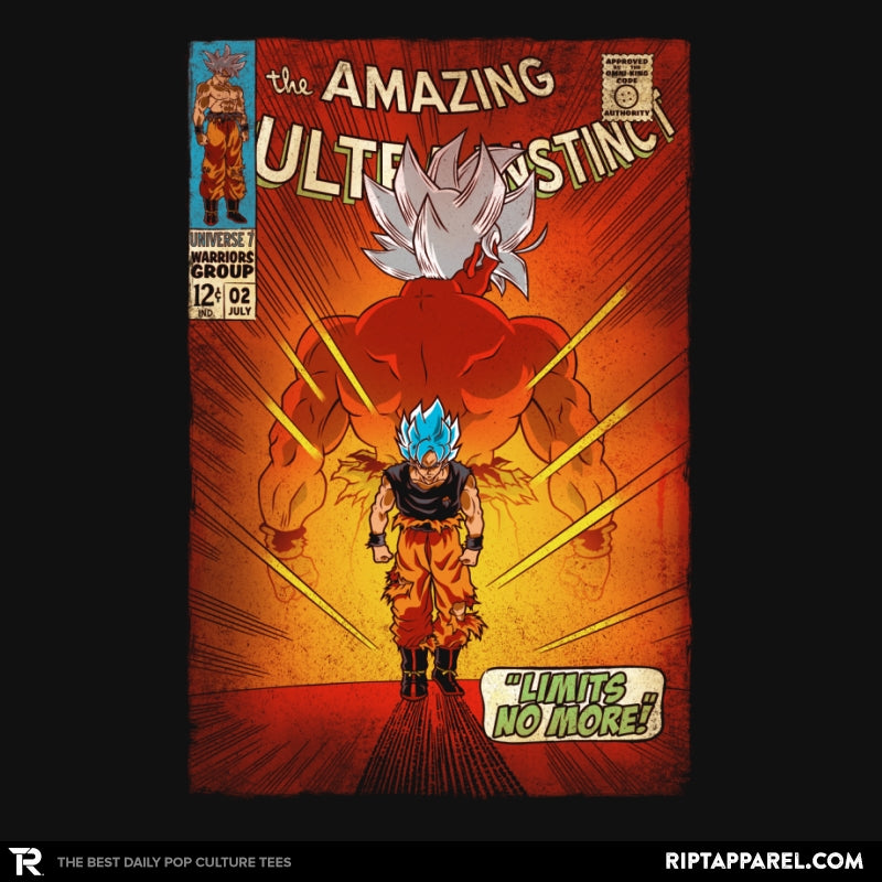 The Amazing Ultra-Instinct - Best Seller - RIPT Apparel