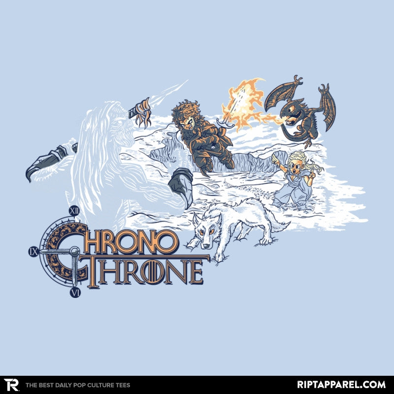 Chrono-Throne - Game of Shirts - RIPT Apparel