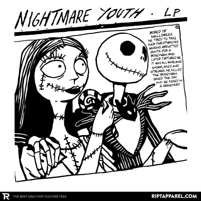 Nightmare Youth - RIPT Apparel