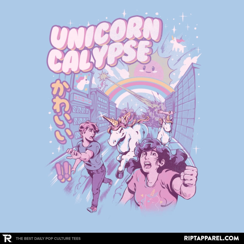 Unicorn Calypse - Collection Image - RIPT Apparel