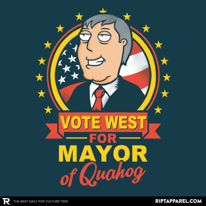 Vote West - Collection Image - RIPT Apparel