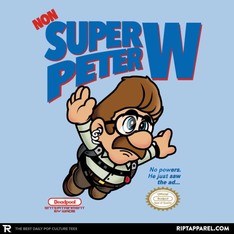 Non-Super Peter W - Collection Image - RIPT Apparel
