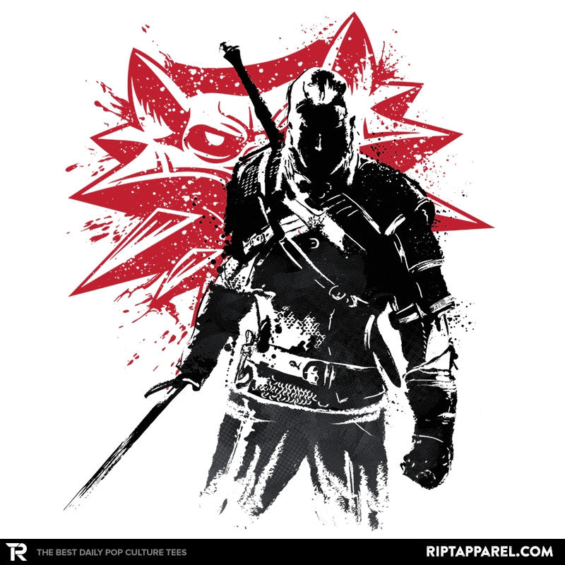 The Witcher Sumi-E - Sumi Ink Wars - Collection Image - RIPT Apparel