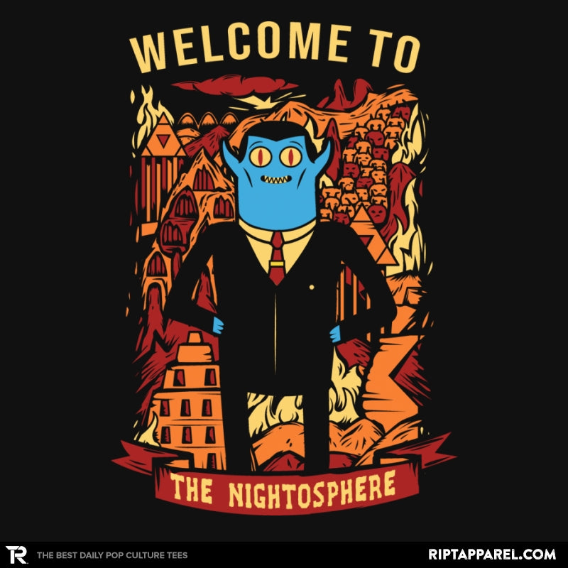 Welcome to the Night - RIPT Apparel