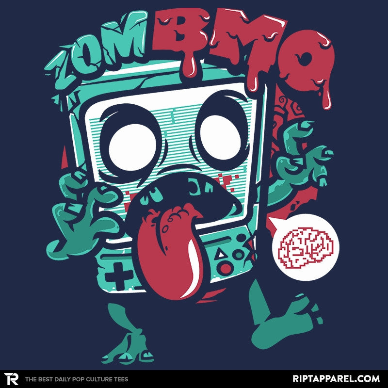 Zombmo Exclusive - Dead Pixels - Collection Image - RIPT Apparel