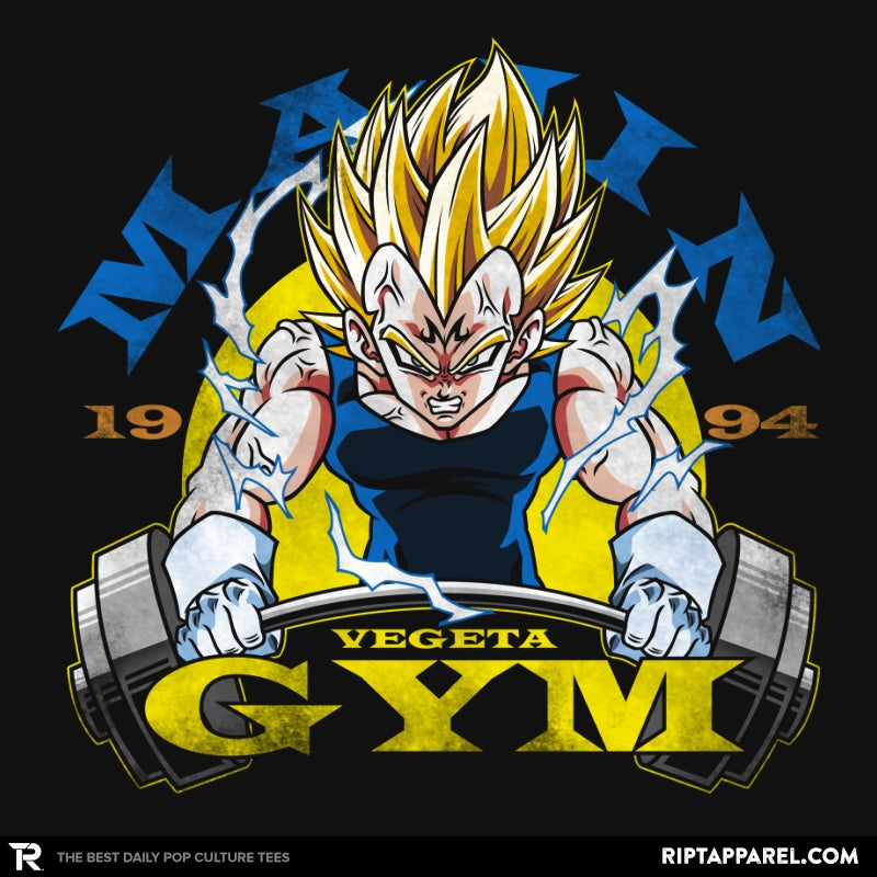 Gym Of Majin - Collection Image - RIPT Apparel