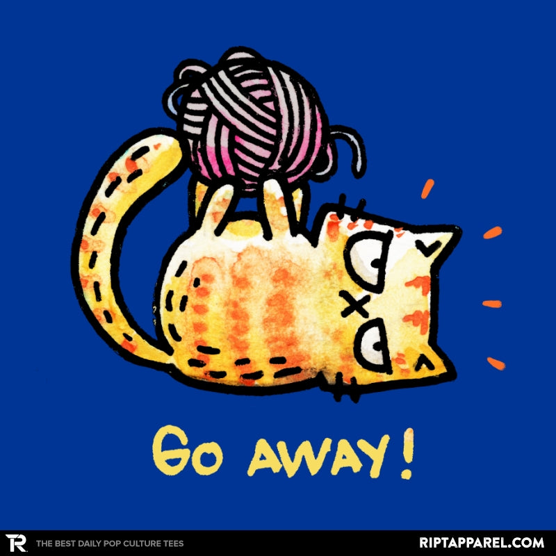 Go Away Right Meow - Collection Image - RIPT Apparel