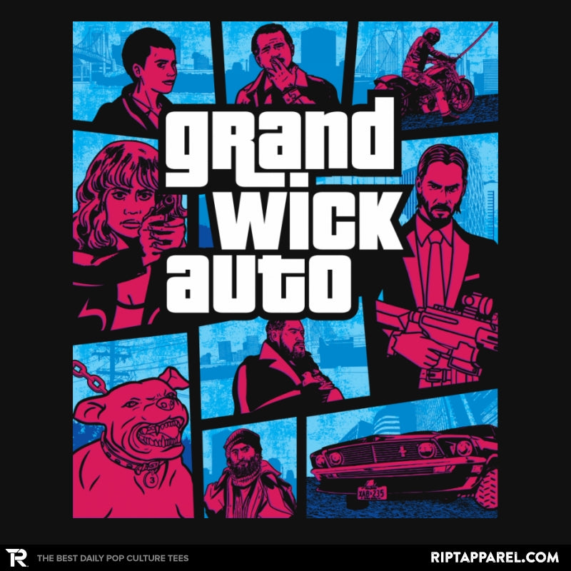 Grand Wick Auto - RIPT Apparel