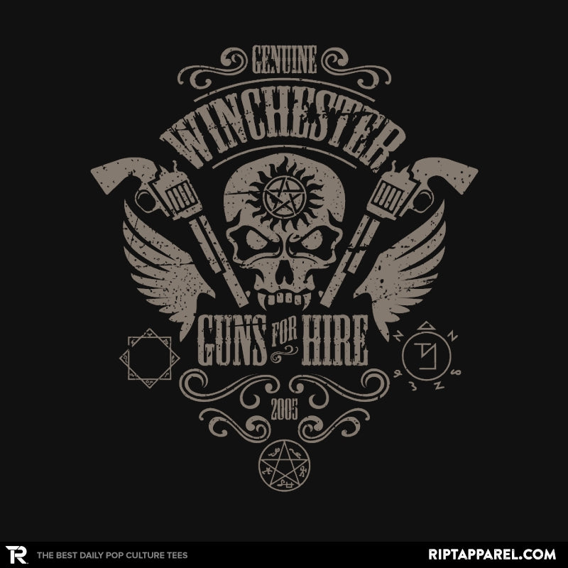 Guns for Hire - Collection Image - RIPT Apparel
