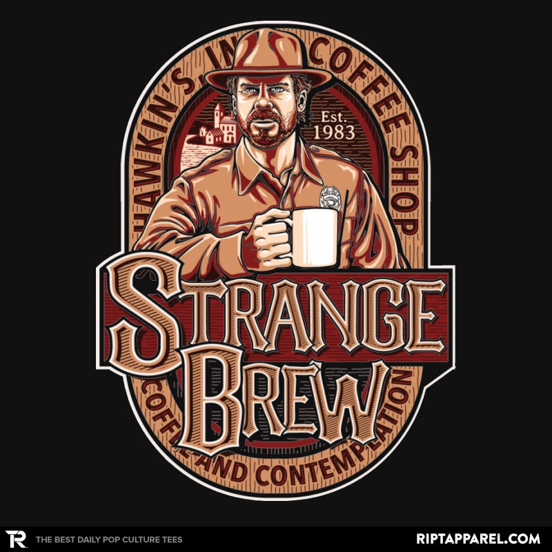 Strange Brew - Collection Image - RIPT Apparel