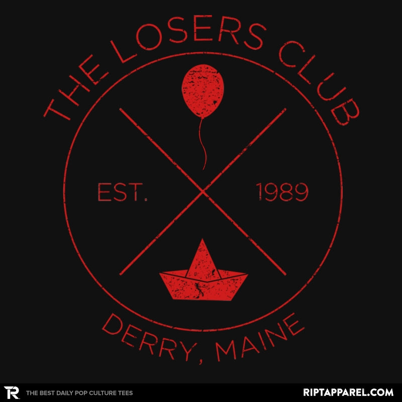 The Losers Club - Collection Image - RIPT Apparel