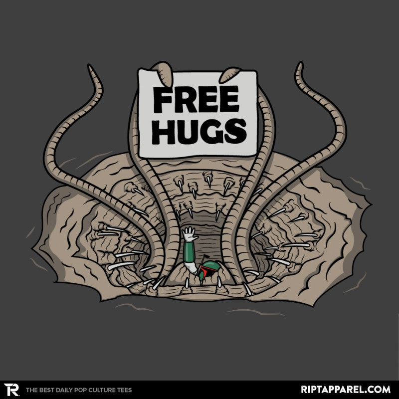 FREE HUGS - RIPT Apparel