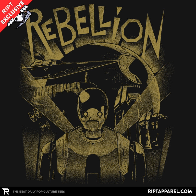 Rebellion Exclusive - RIPT Apparel
