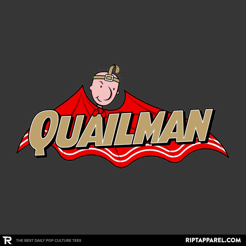 The Dark Quail Man - RIPT Apparel
