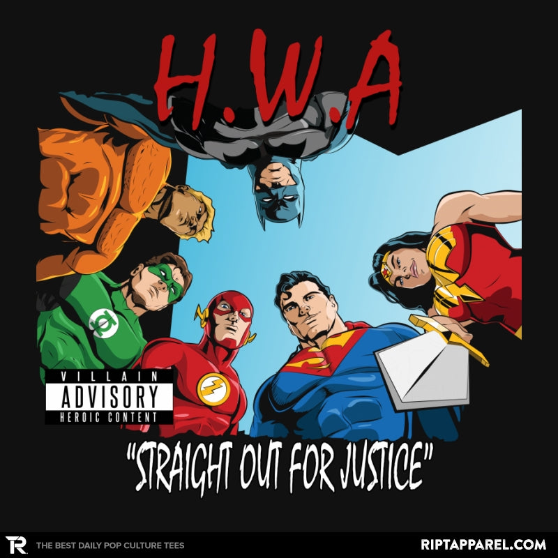 Straight Out For Justice - Collection Image - RIPT Apparel