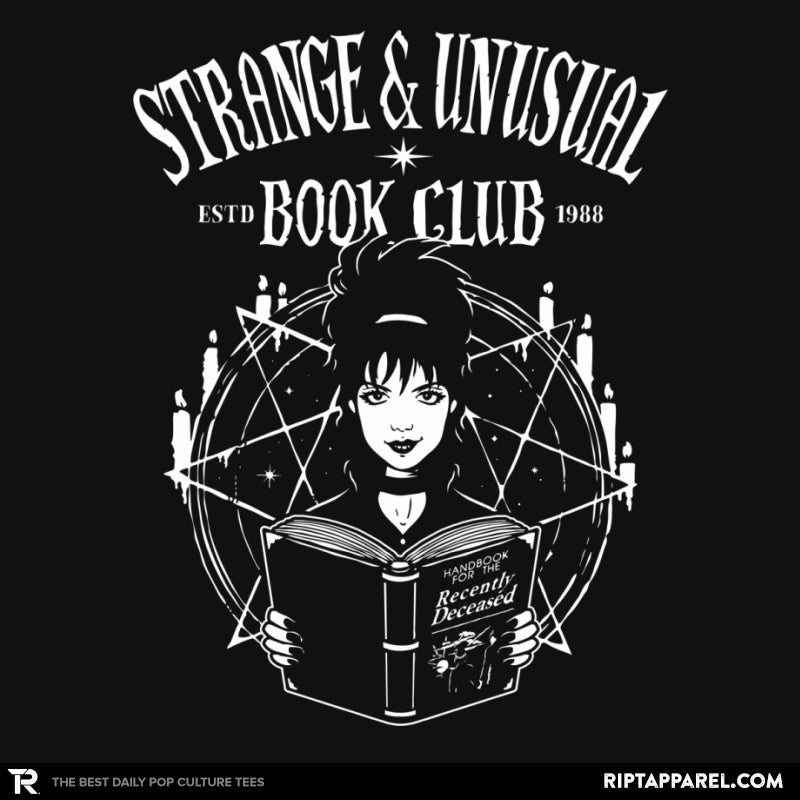 Unusual Book Club - Collection Image - RIPT Apparel