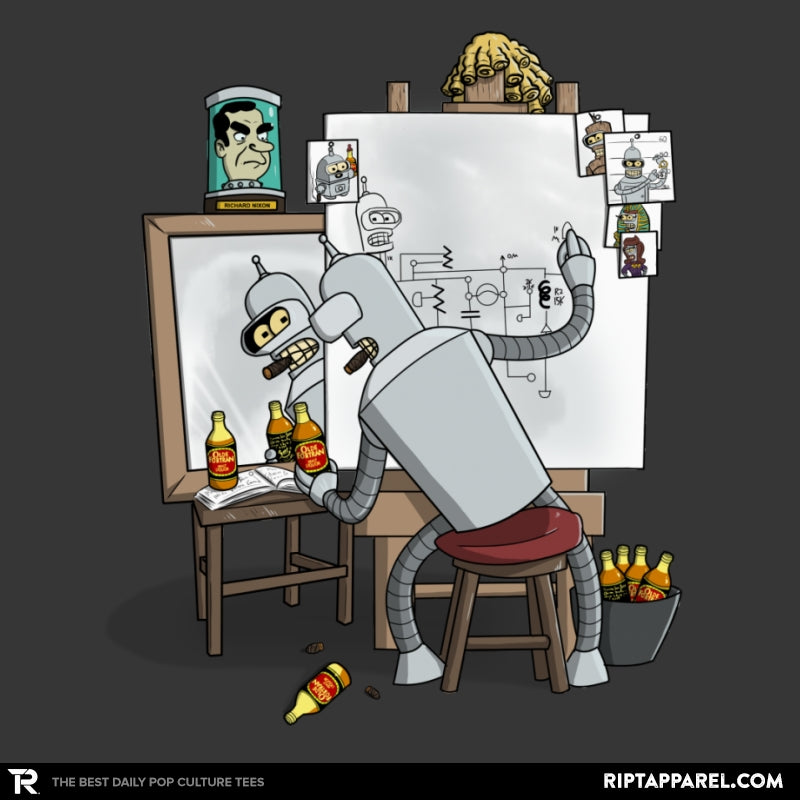 Bender Self Portrait - RIPT Apparel